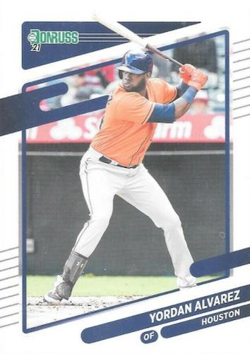 2021 Donruss Baseball Variations Gallery and Checklist 41