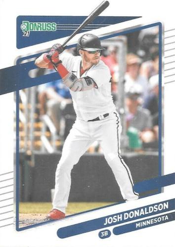 2021 Donruss Baseball Variations Gallery and Checklist 5