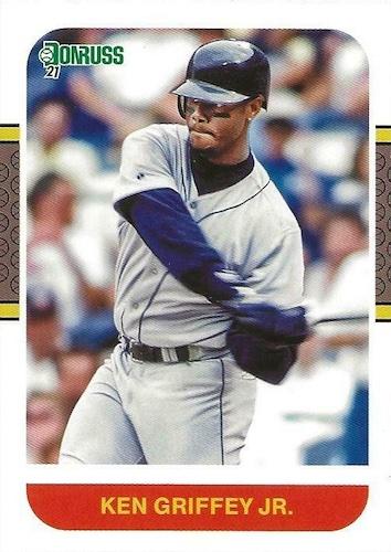 2021 Donruss Baseball Variations Gallery and Checklist 63