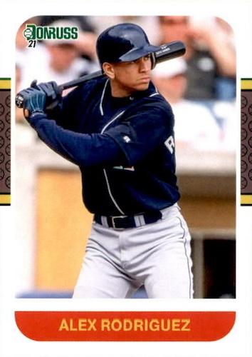 2021 Donruss Baseball Variations Gallery and Checklist 73