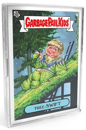 2021 Topps Garbage Pail Kids Exclusive Trading Cards Checklist 1