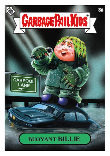 2021 Topps Garbage Pail Kids Exclusive Trading Cards Checklist 2