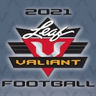 2021 Leaf Valiant Football Cards
