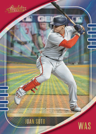 2021 Panini Absolute Baseball Cards - Checklist Added 3