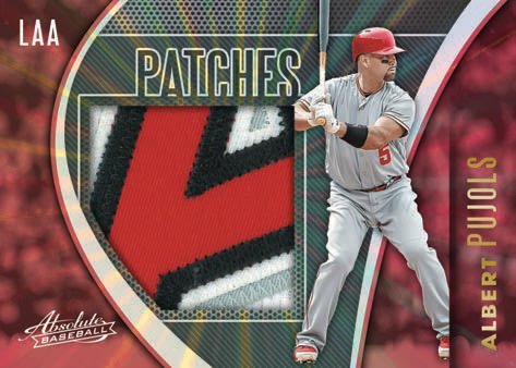 2021 Panini Absolute Baseball Cards - Checklist Added 9