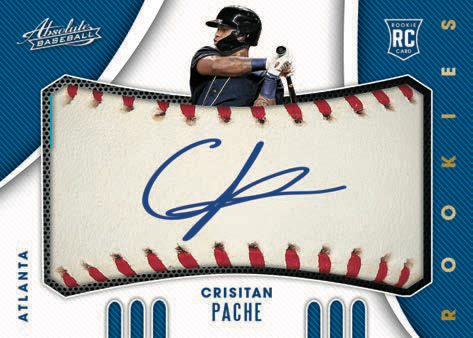 2021 Panini Absolute Baseball Cards - Checklist Added 8