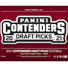 2021 Panini Contenders Draft Picks Football Cards