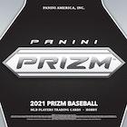 2021 Panini Prizm Baseball Cards Checklist
