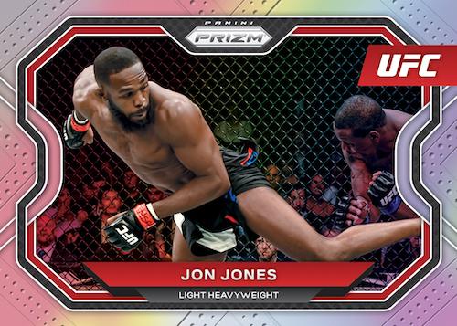2021 Panini Prizm UFC MMA Cards 3