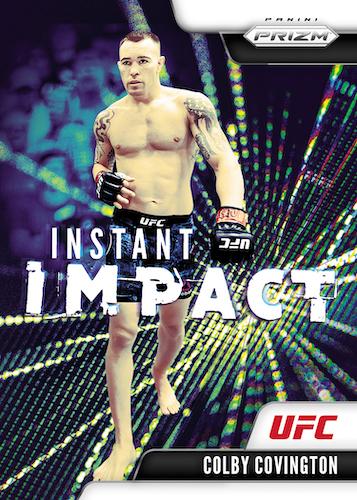 2021 Panini Prizm UFC MMA Cards 5