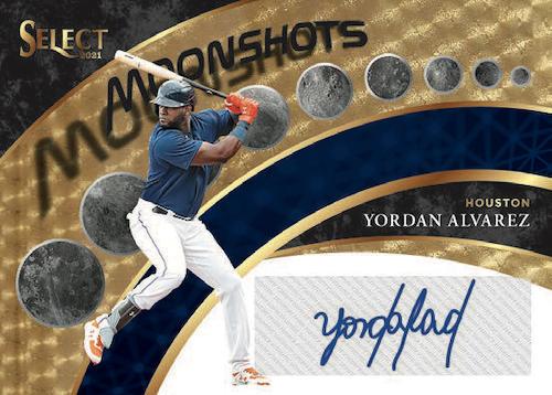2021 Panini Select Baseball Cards - Early Checklist Added 9