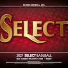 2021 Panini Select Baseball Cards