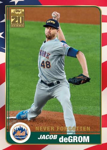 2021 Topps Archives Baseball Cards 4
