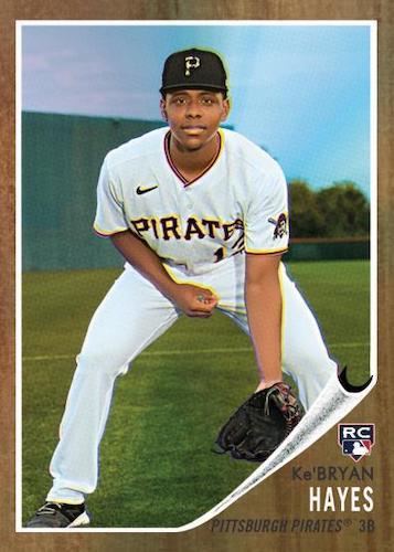 2021 Topps Archives Baseball Cards 2