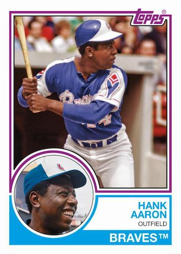 2021 Topps Archives Baseball Cards 1