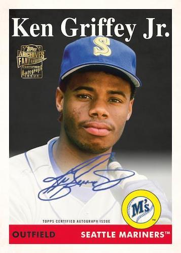 2021 Topps Archives Baseball Cards 5
