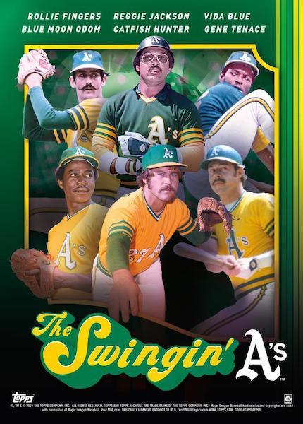 2021 Topps Archives Baseball Cards 7