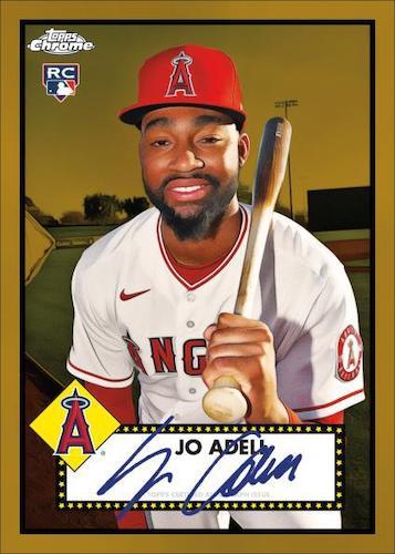 2021 Topps Chrome Platinum Anniversary Baseball Cards 5