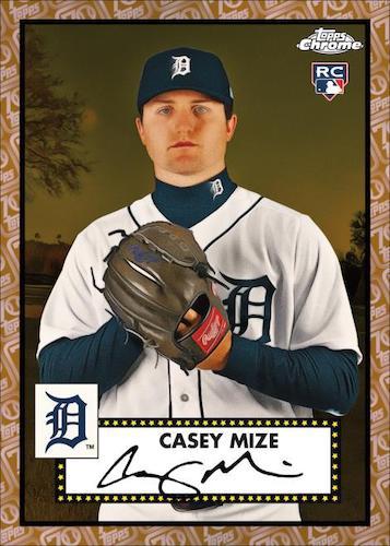 2021 Topps Chrome Platinum Anniversary Baseball Cards 3