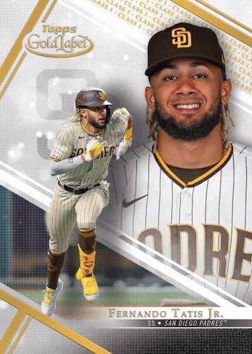 2021 Topps Gold Label Baseball Cards Checklist 3