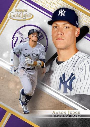 2021 Topps Gold Label Baseball Cards Checklist 5