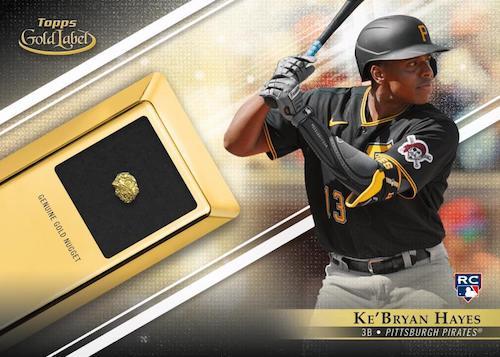 2021 Topps Gold Label Baseball Cards Checklist 9