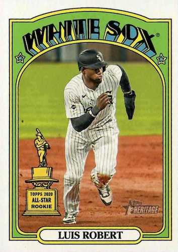 2021 Topps Heritage Baseball Variations Gallery and Checklist 6