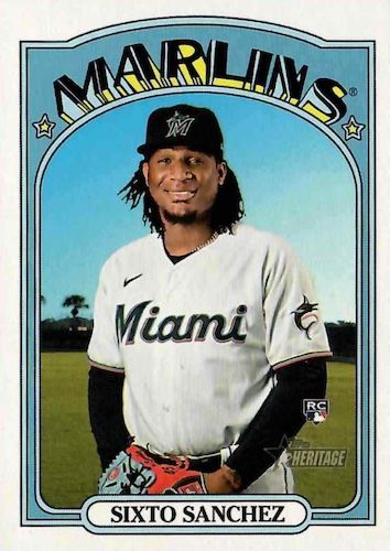 2021 Topps Heritage Baseball Variations Gallery and Checklist 5