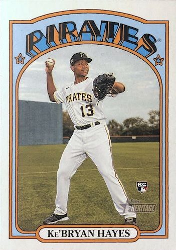 2021 Topps Heritage Baseball Variations Gallery and Checklist 10