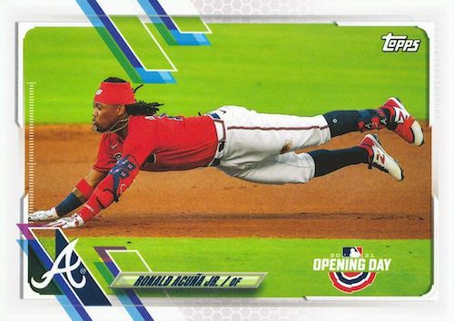 2021 Topps Opening Day Baseball Variations Checklist Gallery 29
