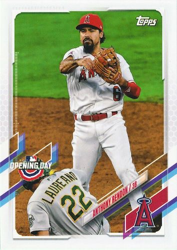 2021 Topps Opening Day Baseball Variations Checklist Gallery 34