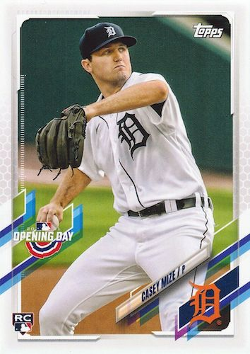 2021 Topps Opening Day Baseball Variations Checklist Gallery 14