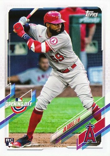 2021 Topps Opening Day Baseball Variations Checklist Gallery 16