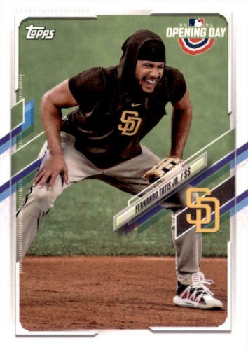 2021 Topps Opening Day Baseball Variations Checklist Gallery 2
