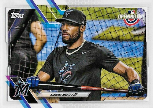 2021 Topps Opening Day Baseball Variations Checklist Gallery 26