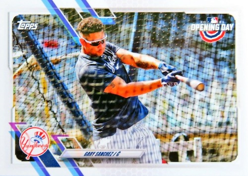 2021 Topps Opening Day Baseball Variations Checklist Gallery 28