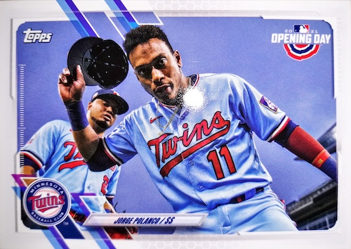 2021 Topps Opening Day Baseball Variations Checklist Gallery 33