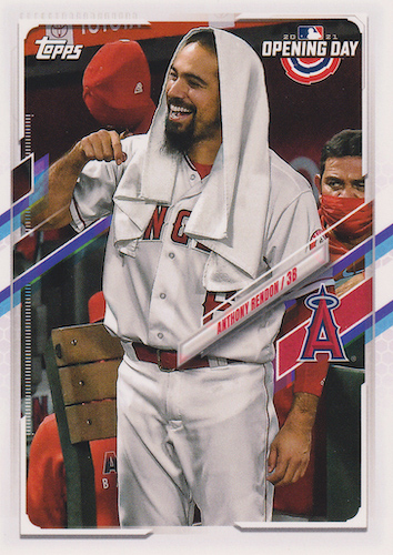 2021 Topps Opening Day Baseball Variations Checklist Gallery 35
