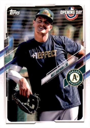 2021 Topps Opening Day Baseball Variations Checklist Gallery 44
