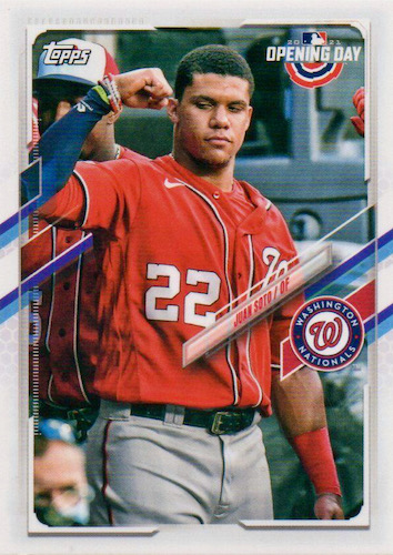 2021 Topps Opening Day Baseball Variations Checklist Gallery 49