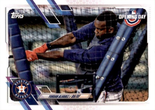 2021 Topps Opening Day Baseball Variations Checklist Gallery 6