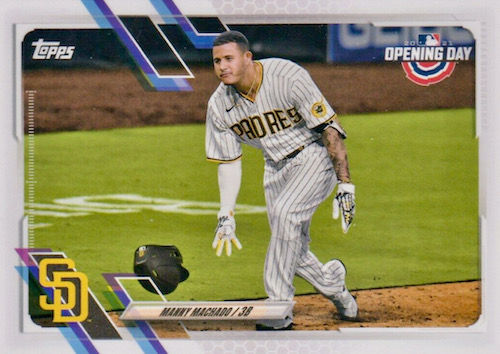 2021 Topps Opening Day Baseball Variations Checklist Gallery 21