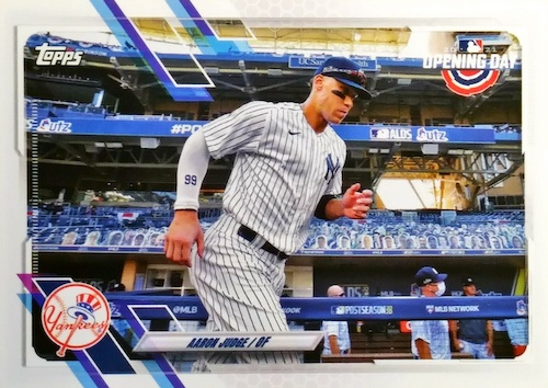 2021 Topps Opening Day Baseball Variations Checklist Gallery 23