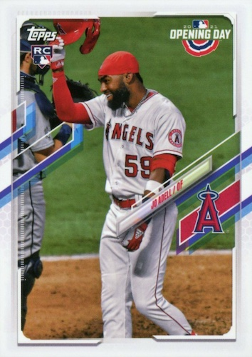 2021 Topps Opening Day Baseball Variations Checklist Gallery 17