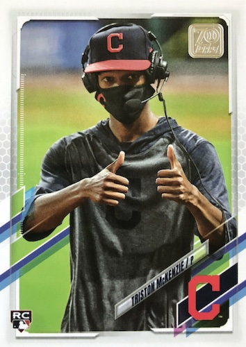 2021 Topps Series 1 Baseball Variations Gallery and Checklist 156