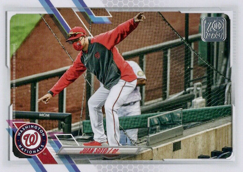 2021 Topps Series 1 Baseball Variations Gallery and Checklist 168