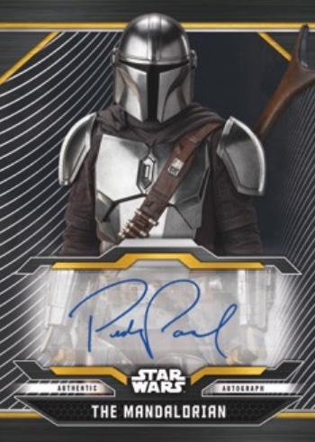 2021 Topps Star Wars Bounty Hunters Trading Cards 3
