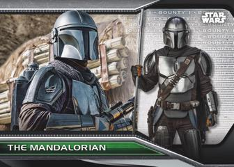 2021 Topps Star Wars Bounty Hunters Trading Cards 1