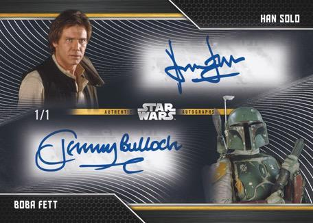 2021 Topps Star Wars Bounty Hunters Trading Cards 5