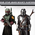 2021 Topps Star Wars Bounty Hunters Trading Cards